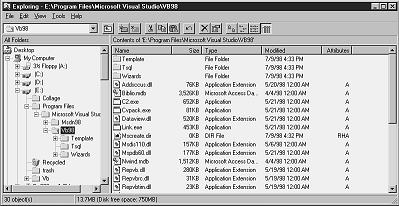 VB TreeView - TreeView Control in Visual Basic 6