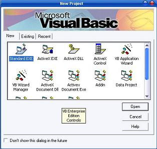 Visual Basic 6 - Getting Started,IDE, Menu Bar, ToolBox